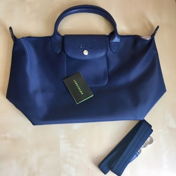 14bd3c1053 Longchamp Handbags - Longchamp 'Medium Le Pliage Neo' Nylon Tote